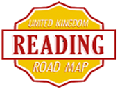 logo of The UK Reading Road Map