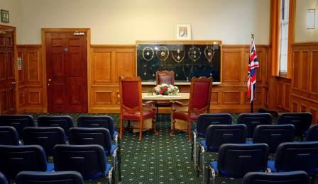 Heritage room Hendon Town Hall