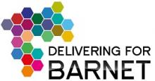 Delivering for Barnet logo