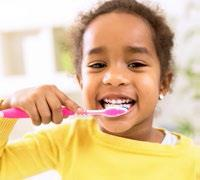 Oral Health for Under Fives