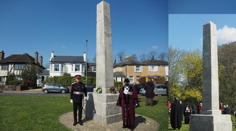 Battle of Barnet commemoration