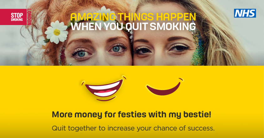 Amazing things happen when you quit smoking